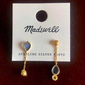 Madewell Asymmetric Earrings
